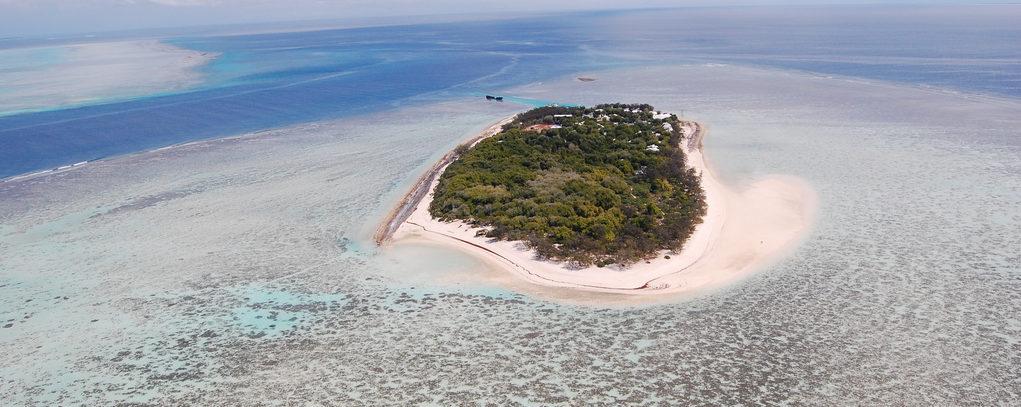 Heron Island, isola da sogno sulla Grande Barriera Corallina