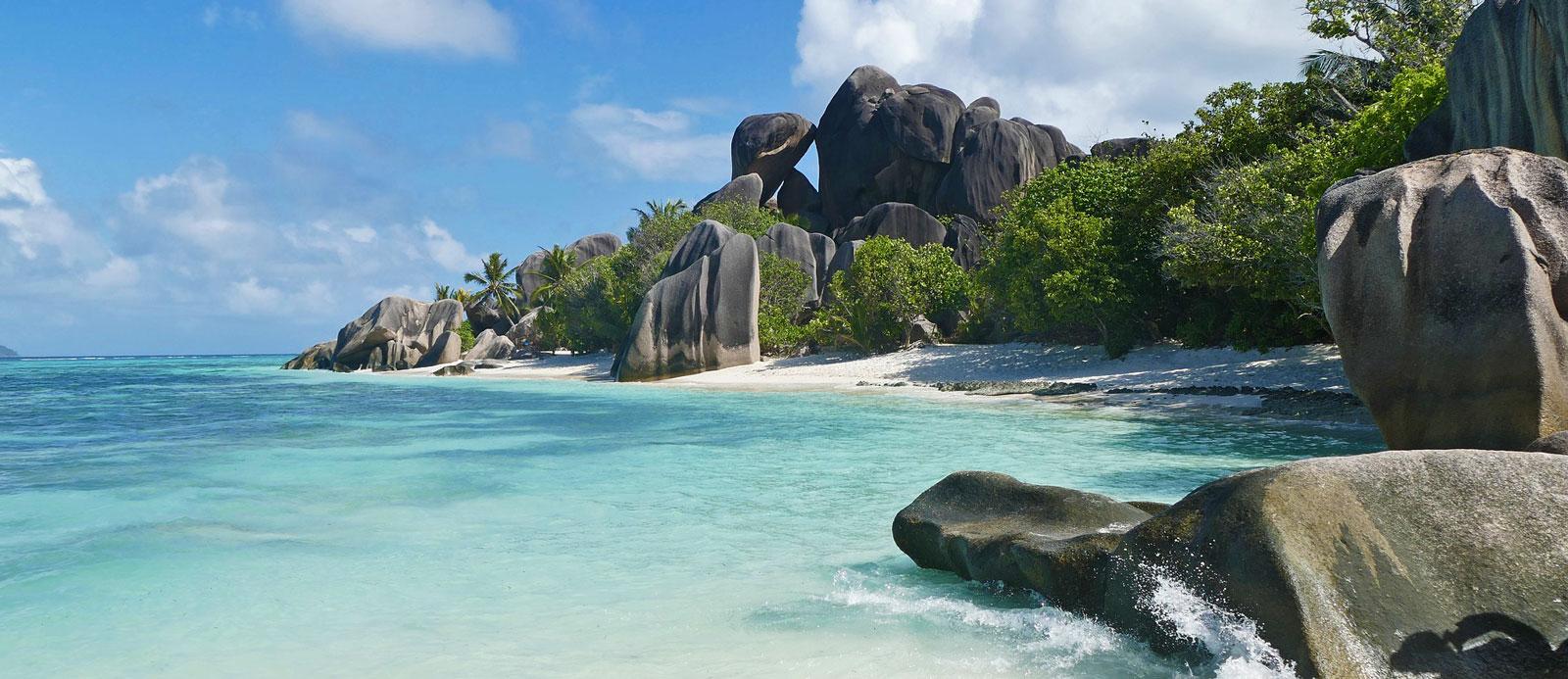 La Digue ed Anse Source d'Argent, la spiaggia più bella delle Seychelles