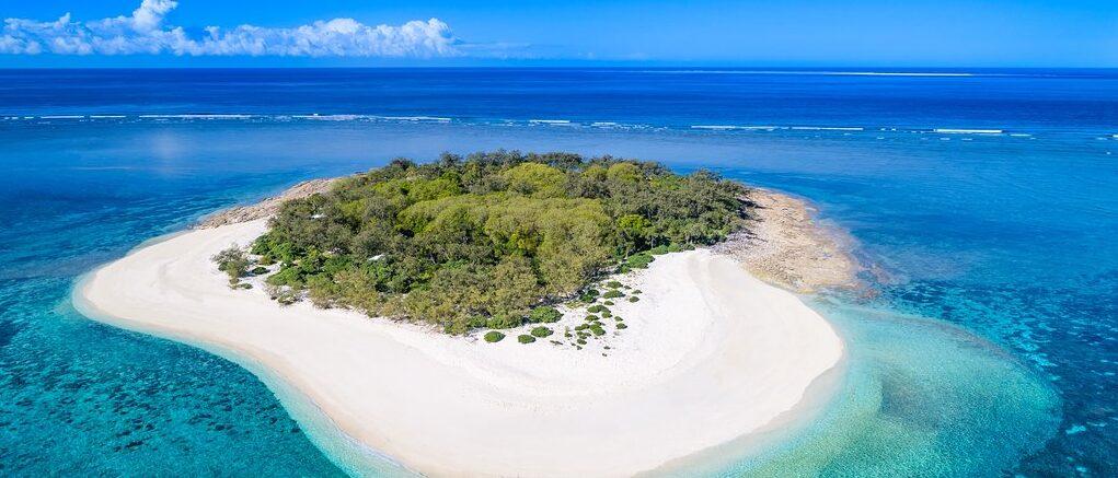 Wilson Island, atollo da sogno sulla Grande Barriera Corallina